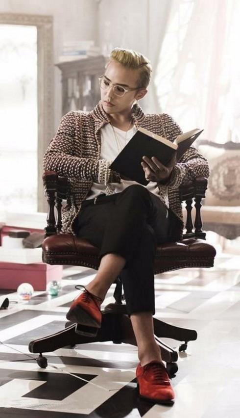 Anh tự nhận rất tự tin về bản thân trên sân khấu và style quần áo ưa thích là như chính style của anh trước giờ.