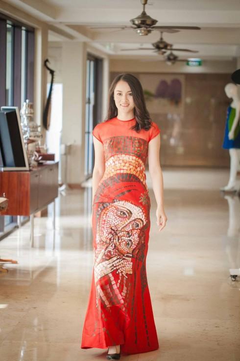 Buổi trình diễn thời trang đặc sắc của thương hiệu CHULA vào ngày 16/1/2016