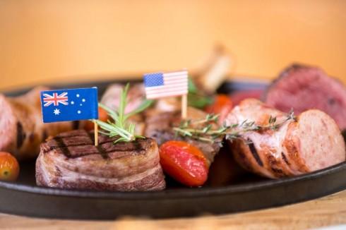 4 món bít tết của nhà hàng Hemispheres Steak & Seafood Grill