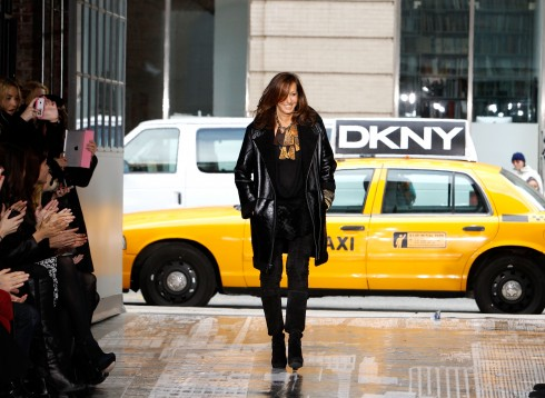 DKNY Women's - Runway - Fall 2012 Mercedes-Benz Fashion Week