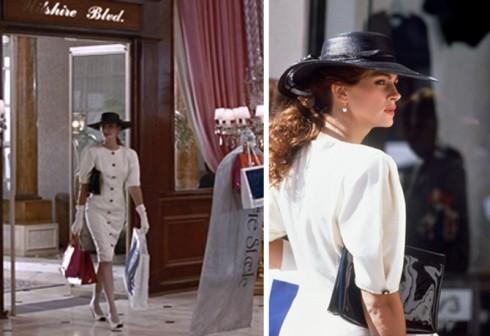 thời trang trong phim pretty woman 4 - elle vietnam