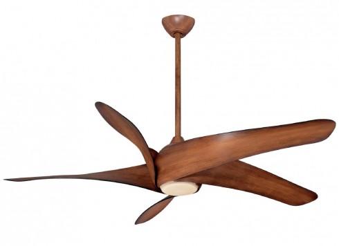 Chiếc quạt trần Artemis là lựa chọn hoàn hảo của một ngôi nhà hiện đại ở vùng nhiệt đới.