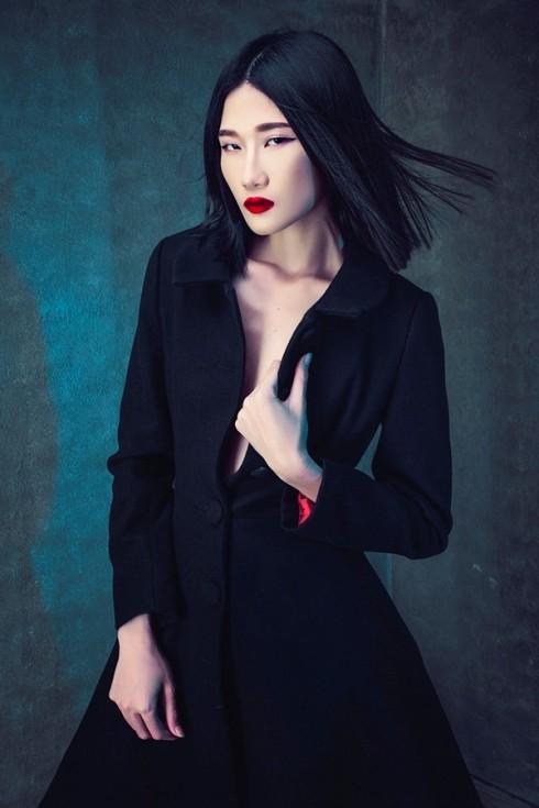 người mẫu Việt Elle11