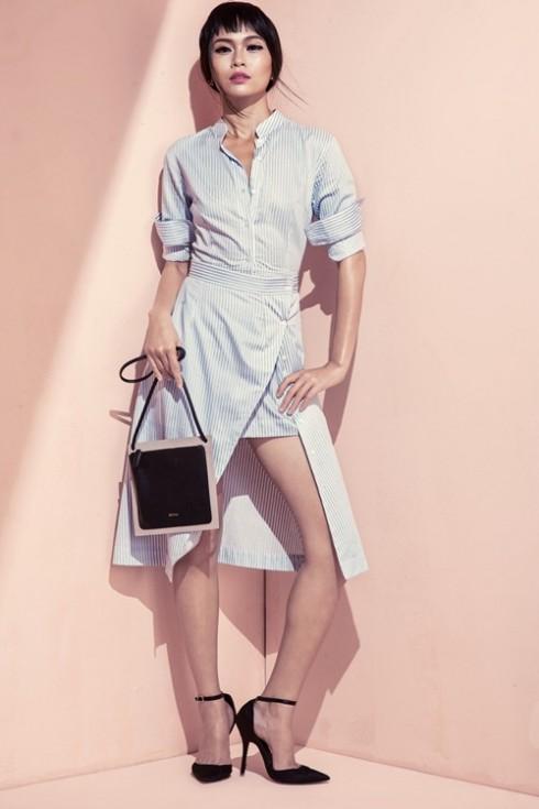 người mẫu Việt Elle13