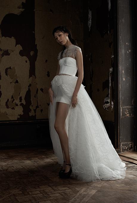 Bộ sưu tập áo cưới Vera Wang Xuân 2016