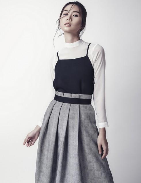 Thanh Thủy vào nghề người mẫu khá muộn (22 tuổi) qua cuộc thi Vietnam's Next Top Model nhưng đã để lại ấn tượng đẹp đẽ trong lòng khán giả.