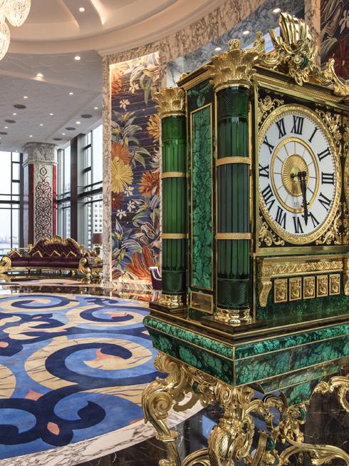 The Reverie Saigon nằm trong danh sách 10 Khách Sạn Mới Sang Trọng Bậc Nhất thế giới 2015