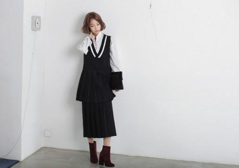 Xu hướng thời trang mới: Giày nữ đế loe 10