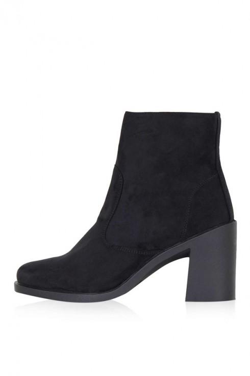 Xu hướng thời trang mới: Giày nữ đế loe 13