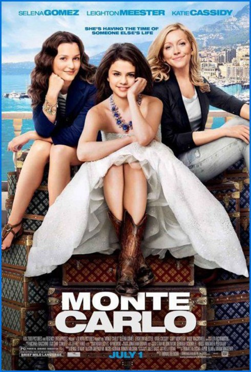 thời trang trong phim Selena-Gomez-Monte-Carlo-Movie-Poster