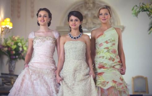 thời trang trong phim Monte Carlo