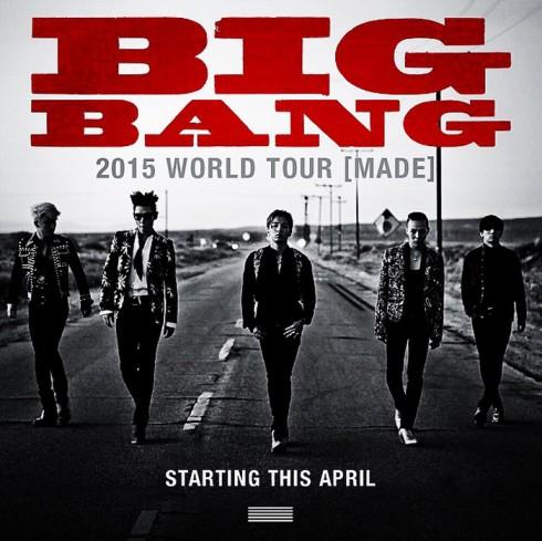 nhóm nhạc Big Bang 5 - elle vietnam