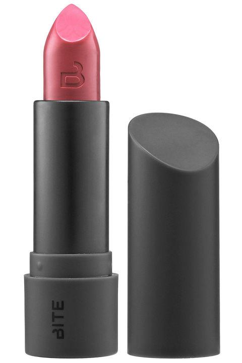 Bite Beauty Luminous Crème Lipstick in Rose, $24