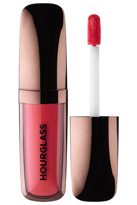 Hourglass Opaque Rouge Liquid Lipstick in Ballet, $28