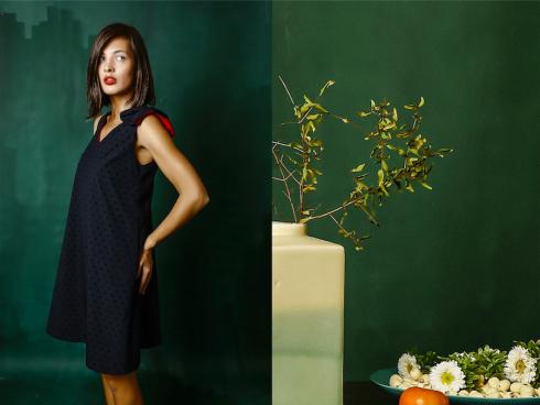 Bộ sưu tập Lam Tết 2016 của NTK Li Lam
