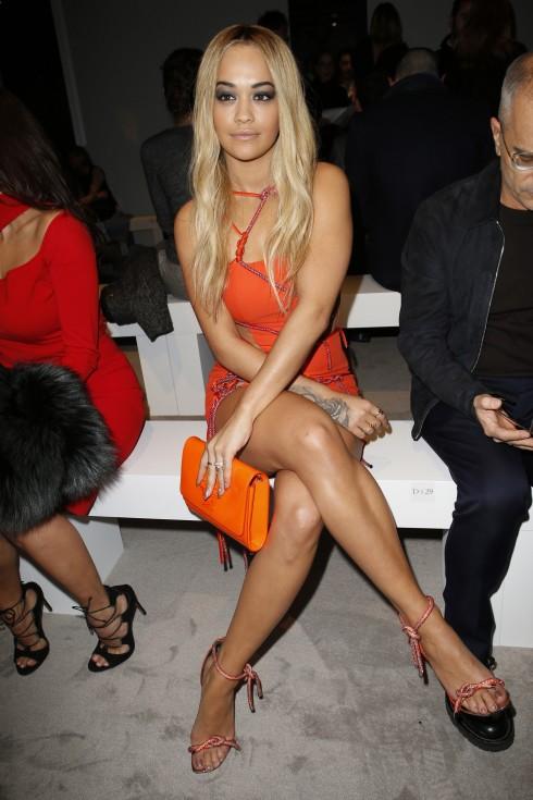 Ca sĩ Rita Ora