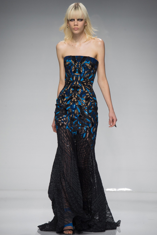 Show Diễn Atelier Versace Haute Couture Xu 226 N H 232 2016