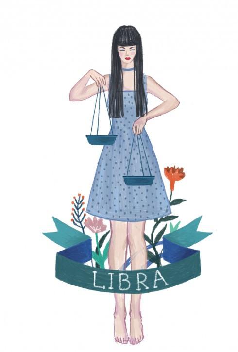 Love Horoscope Thien Binh