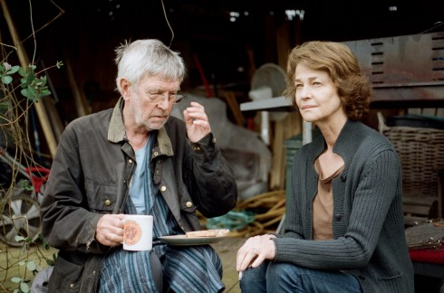 Charlotte Rampling trong 45 Years