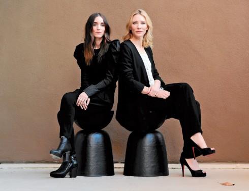 Cặp đôi diễn viên Cate Blanchette và Rooney Mara là những cái tên nặng ký cho giải Oscar năm nay.