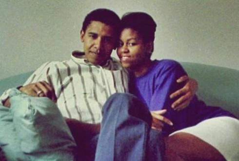 Hình ảnh thời trẻ của cặp đôi quyền lực nhất nước Mỹ