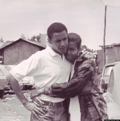 Truyện tình thời trẻ của Tổng thống Mỹ Barrack Obama và Đệ nhất phu nhân Michele Obama đã được dụng thành phim