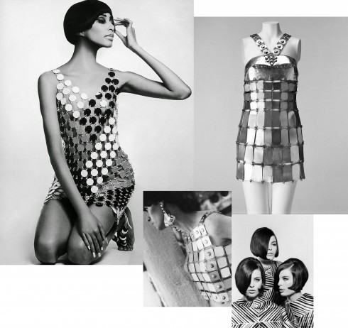 Hinh mẫu người phụ nữ trong thập niên 1970s là nguồn cảm hứng chính cho BST Resort của Prada
