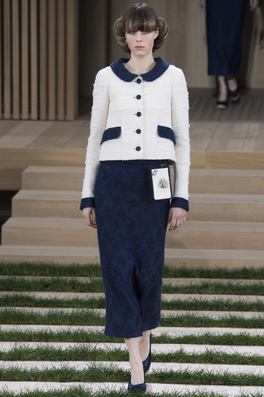 Bộ sưu tập Chanel Haute Couture Xuân-Hè 2016