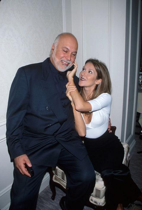 Celine Dion và Réne Angélil