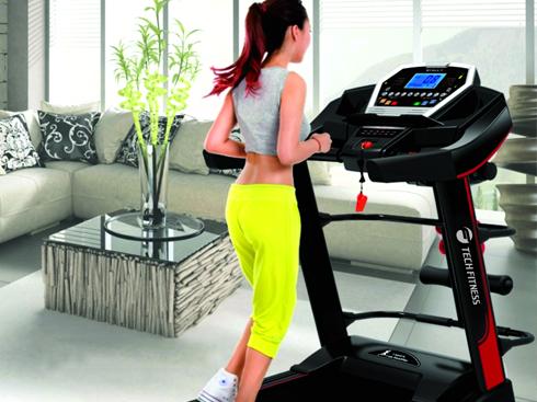 Hãy xác định diện tích tại nhà bạn dành cho việc tập thể dục để lựa chọn mua được loại máy thích hợp
