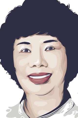 Bà Thái Hương - Ước mơ vì cộng đồng