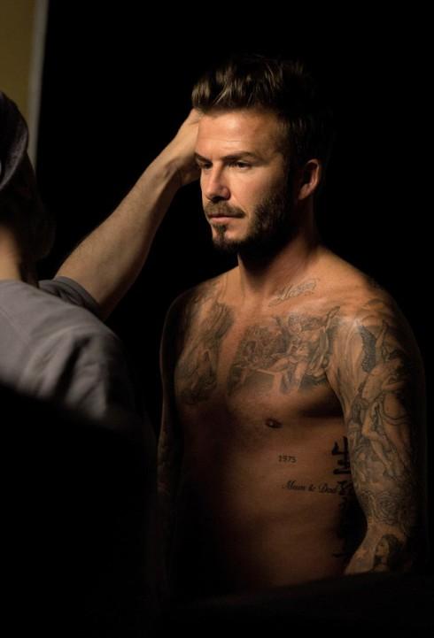 David Beckham & fragance 1 - elle vietnam