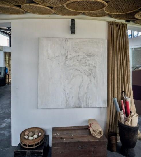 Ngôi nhà Hà Nội mang đầy triết lý về sự hội tụ.