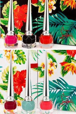 BST sơn móng tay đẹp mùa Xuân Christian Louboutin