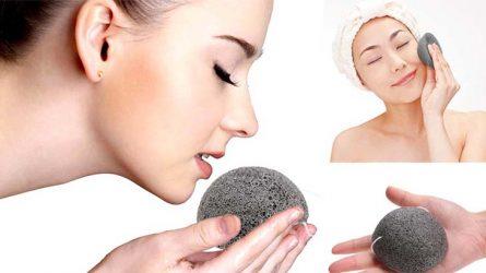 5 điều cần biết về mút rửa mặt Konjac