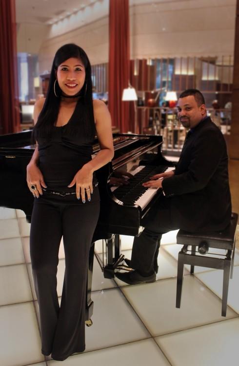 của cặp đôi Juvy & Jean sẽ mang đến những giai điệu Những giai điệu R'nB du dương và những bản nhạc Jazz giàu cảm xúc.