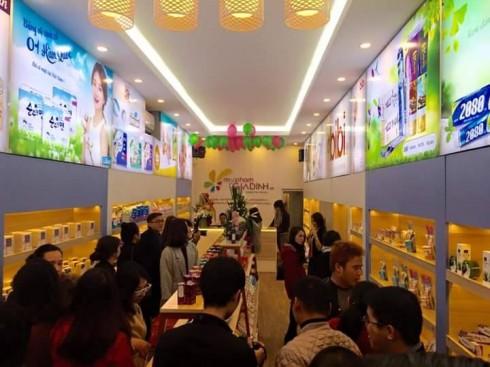 Myphamgiadinh.vn lựa chọn các sản phẩm để cung cấp đến thị trường Việt Nam dựa vào tiêu chuẩn và uy tín của thương hiệu trên thị trường quốc tế phù hợp với nhu cầu và mức sống của mọi gia đình.