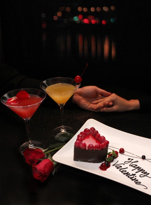 Bữa tối lãng mạn tại nhà hàng Brasserie Westlake