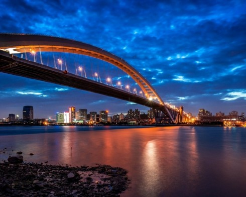 Cầu Lupu ở Trung Quốc