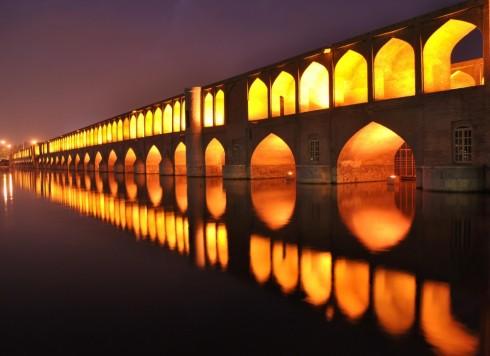 Cầu Siosepol ở Iran
