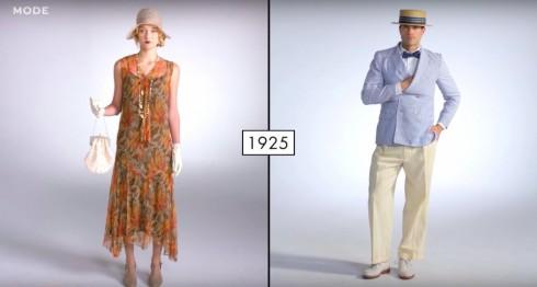 Sự tinh tế và nhã nhặn của những năm 1920s