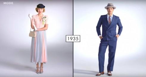 Thời trang năm 1930s