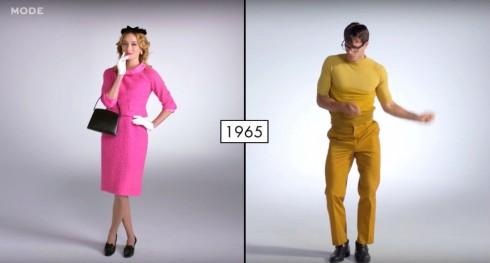 1960s với những gam màu tỏa nắng