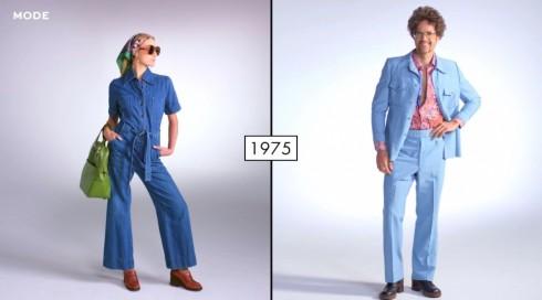 Phong cách soi nổi cho những năm 1970s