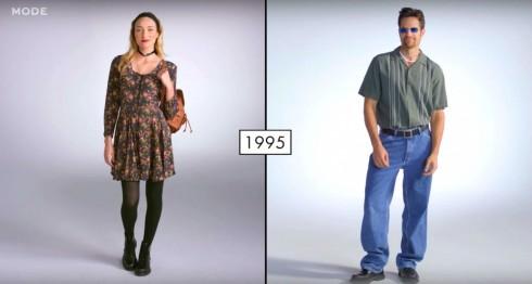 Phóng cách của sự mơ mộng, phong đãng của 90s