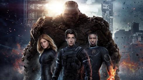 Fantastic Four chỉ thu về 26,2 triệu USD trong khi kinh phí đầu tư lên đến 120 triệu USD.
