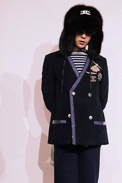 G-Dragon đã có mặt trong buổi ra mắt bộ sưu tập