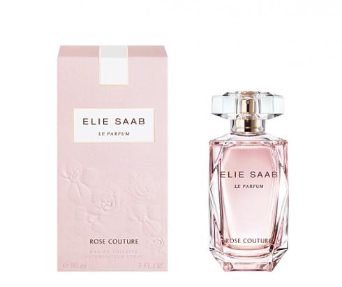 Rose Couture thể hiện sắc thái tinh tế của màu hồng pastel, từ mùi hương đến kiểu dáng chai hay vỏ hộp cũng khắc họa