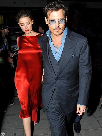 Hành trình tìm lại tình yêu của diễn viên Johnny Depp