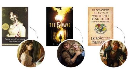 17 cuốn sách hay nên đọc trước khi xem phim năm nay